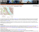 Twenty-seven Ideas for Teaching With Topographic Maps