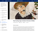 Nazi looting: Egon Schiele's Portrait of Wally