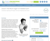 How Much Sugar is in Bubble Gum?