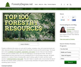 Top 100 Forestry Resources