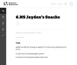 Jayden's Snacks