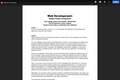 Project: Front-End Web Application Development