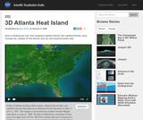 3D Atlanta Heat Island