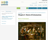 Chapter 2 - Roots of Colonization