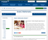 Grade 2 Module 7:  Problem Solving with Length, Money, and Data