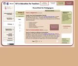 Integrating ICT into Didactic Teaching Methodologies