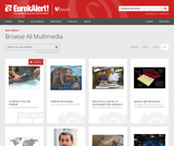 EurekAlert! Multimedia Gallery