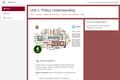 Kenya ICT CFT Course: Policy Understanding