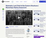 Washakie: Last Chief of the Eastern Shoshone