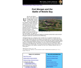 Fort Morgan and the Battle of Mobile Bay