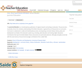 Journal of Education