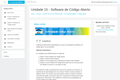 Software de Código Aberto