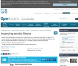 Improving Aerobic Fitness