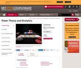 Poker Theory and Analytics
