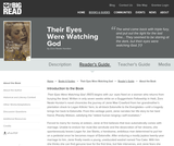 Their Eyes Were Watching God by Zora Neale Hurston - Reader's Guide