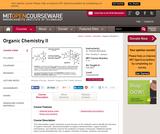 Organic Chemistry II, Fall 2006
