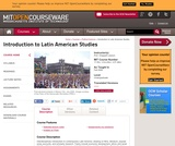 Introduction to Latin American Studies, Fall 2006