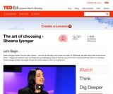 Sheena Iyengar on the Art of Choosing