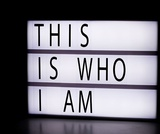 Who am I? Writing About Your Assets