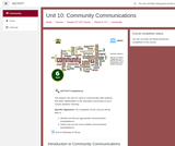 Kenya ICT CFT Course: Community Communications