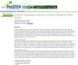 English Language Learners Create a Botanic Field Guide