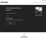 Iowa 8th grade Science Bundles – Open Textbook