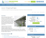 Designing Bridges