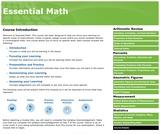 Rio Salado Essential Math