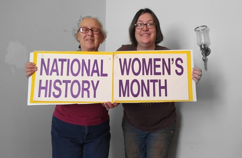 Women's history month 2021: El Paso, TX