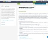 WA State History & English