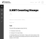 Counting Stamps