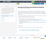 Introductory/Preparatory Chemistry Textbook