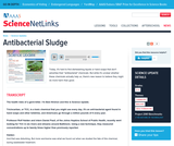 Antibacterial Sludge