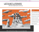Let's Get Literate: All About Information Literacy