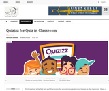 Quizizz for Quiz in Classroom