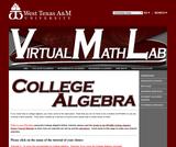 College Algebra Online Tutorials