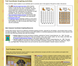 Math Activities for Fall (2007)