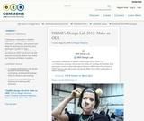 ISKME's Design Lab 2012: Make an OER