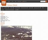 The 1959 Eruption