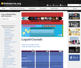 Physics Games: Liquid Crystals