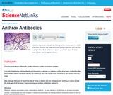 Anthrax Antibodies