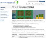 Fields of Fuel Computer Game