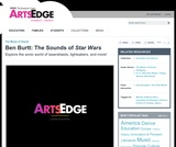 "Ben Burtt: The Sounds of ""Star Wars"""