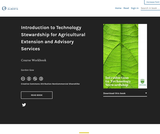 Introduction to Technology Stewardship for Agricultural Extension and Advisory Services