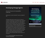 Developing Change Agents