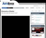 Elements of Ballet