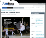 Ballet and Classical Music