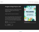 Douglas College Physics 1207