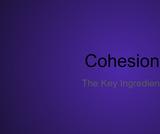 Cohesion Part I