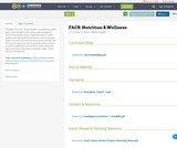 FACS: Nutrition & Wellness
